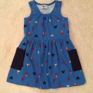 Hanna Andersson size 90 Disney dress